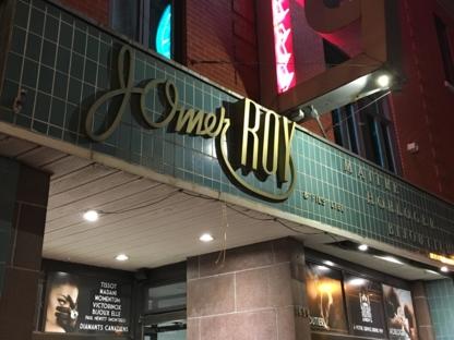 Bijouterie J Omer Roy & Fils - Bijouteries et bijoutiers - 514-527-2951