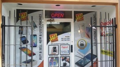 Jazz Wireless - Service de téléphones cellulaires et sans-fil - 905-525-2260