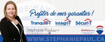 View Stephanie Paul Courtier Immoblier's La Prairie profile