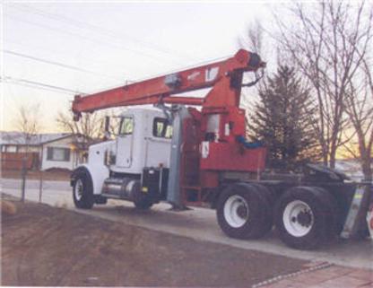 Eldorado Crane Services Ltd - Crane Rental & Service