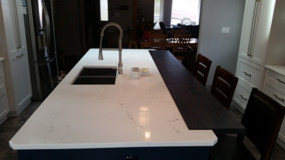 Onyx Stones & Customs Kitchen Cabin - Granite - 778-890-1073