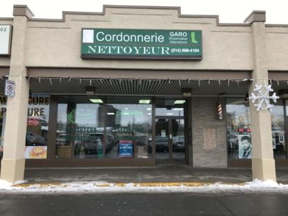 Cordonnerie Gareau - Shoe Repair - 514-696-4184