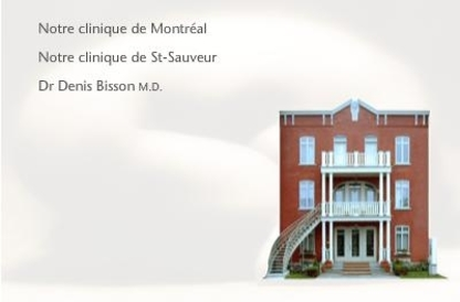 Clinique Médicale D'Esthétique Dr Denis Bisson - Médecins et chirurgiens - 514-761-3788