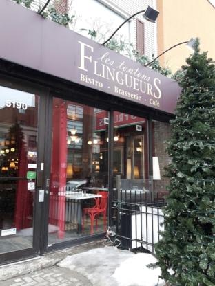 Les Tontons Flingueurs - Restaurants - 514-733-0606
