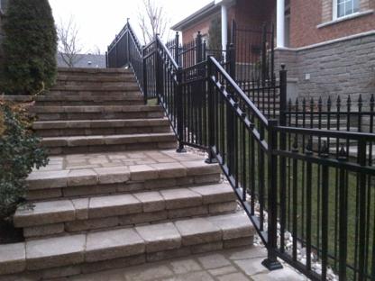 Ottawa Brass Ltd - Railings & Handrails