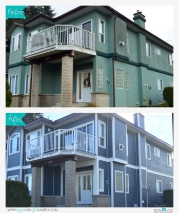 Siding Vancouver - Siding Contractors
