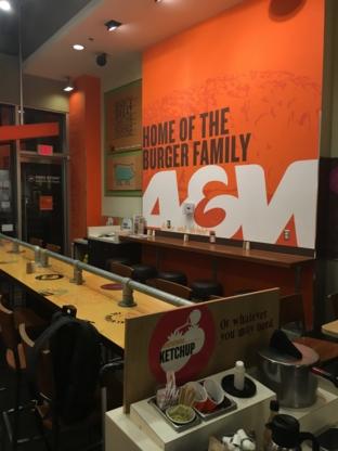 A&W - Burger Restaurants - 604-569-2409