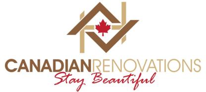 Canadian Renovations Inc - General Contractors - 613-800-7525