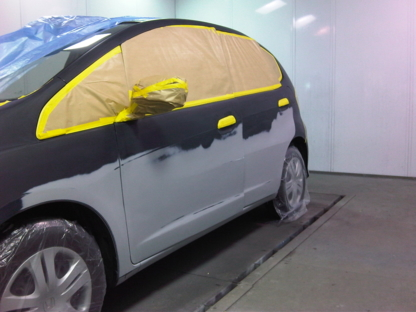 Leading Edge Collision & Paint Systems Ltd - Auto Body Repair & Painting Shops - 905-595-0707