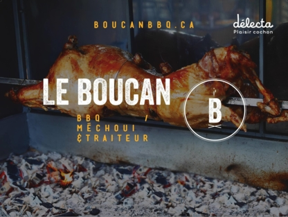 Le Boucan - Caterers - 581-998-3821