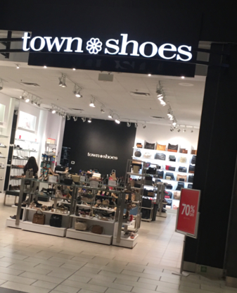Town Shoes - 604-552-9344