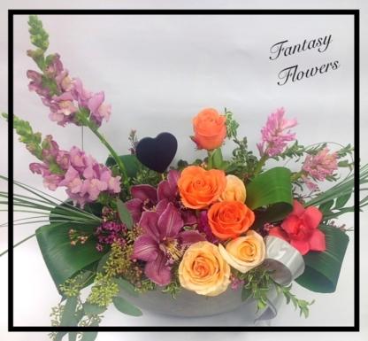 Fantasy Flowers - Fleuristes et magasins de fleurs