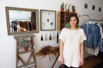 Siberia Vintage - Second-Hand Clothing - 416-476-5152