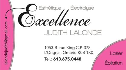 Esthétique Électrolyse l'Excellence - Laser Treatments & Therapy - 613-675-0448