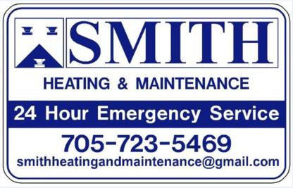 View Smith Heating & Maintenance's Bracebridge profile