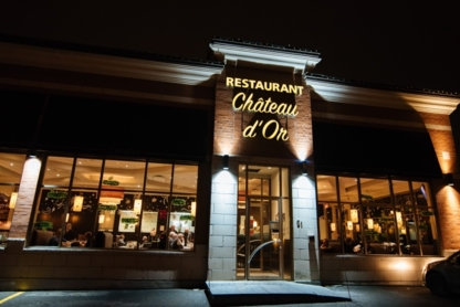 Château D'Or - Restaurants - 514-700-5437