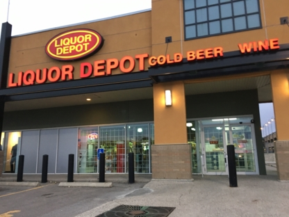 Liquor Depot - Spirit & Liquor Stores