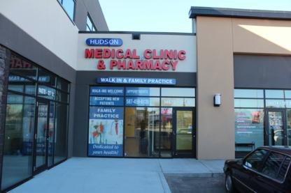 Hudson Medical Clinic - Clinics - 587-459-6139