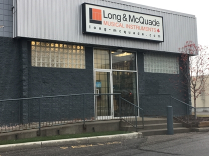 Long & McQuade Musical Instruments - Musical Instrument Stores