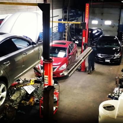 JMK Auto & Tire - Car Repair & Service - 905-454-2204