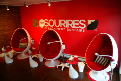Point Sourires - Traitement de blanchiment des dents - 819-472-1555