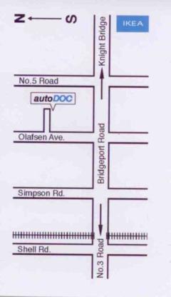 Autodoc Motors Inc - Réparation et entretien d'auto - 604-270-1288