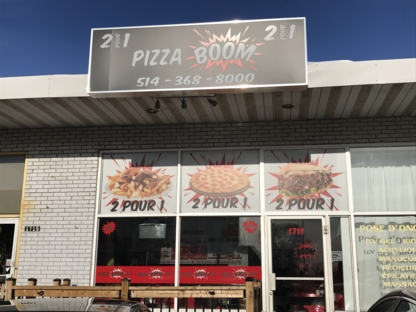 Pizza Boom - Pizza & Pizzerias