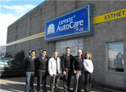 Express Autocare Inc - Garages de réparation d'auto - 450-681-1414