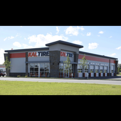 Kal Tire - Tire Retailers - 780-998-1144