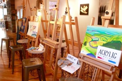 Paint Cabin - Bars - 647-361-6017