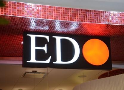 EDO - Sushi et restaurants japonais - 647-350-5188