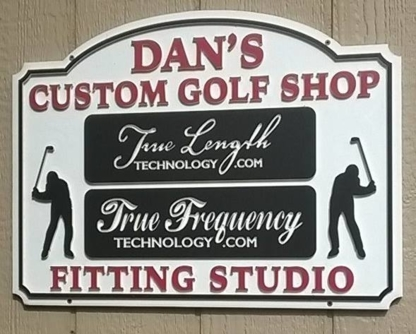 Dan's Custom Golf Shop (Retail & Repair) True Length Technology (Trademark) - Golf Equipment Manufacturers & Wholesalers - 905-263-8510