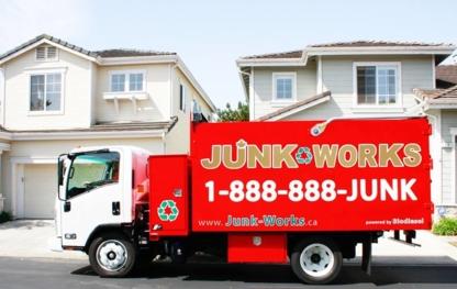 Junk Works Edmonton - Traitement et élimination de déchets résidentiels et commerciaux