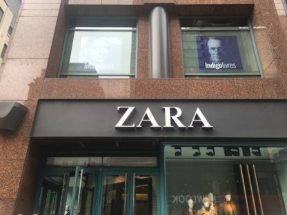 Zara - Clothing Stores - 514-281-2001