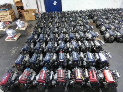 JDM Quality Auto Parts - Accessoires et pièces d'autos neuves - 416-751-3000