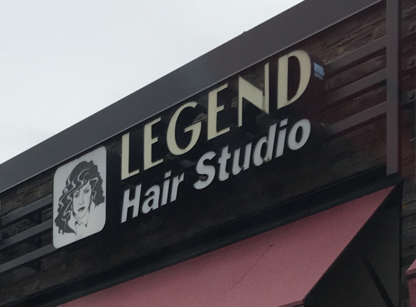 Legend Hair Studio - Hairdressers & Beauty Salons - 604-942-4476