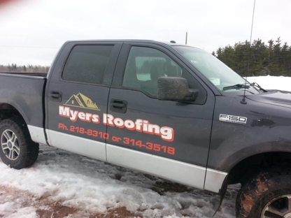 Myers Roofing - Roofers - 902-218-8310