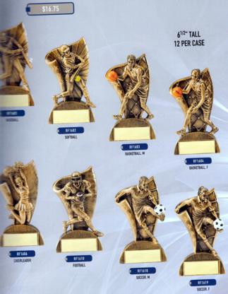 Custom Trophy - Trophées et coupes - 902-897-7000