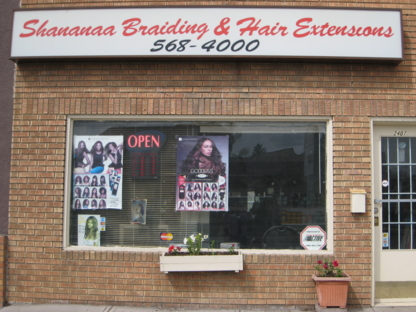Shananaa Braiding & Hair Extensions - Hairdressers & Beauty Salons - 403-568-4000