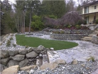 The Sharp Design - Landscape Contractors & Designers - 250-248-3835