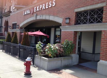 Java Express - Bistros - 604-538-5523