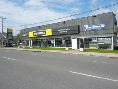 Service d'auto Sainte-Rose 2009 Inc - Car Repair & Service - 450-625-4422