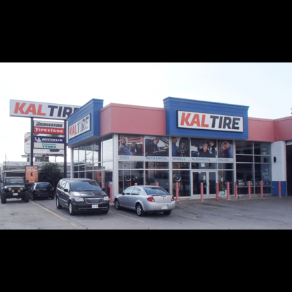 Kal Tire - Tire Retailers - 416-740-2265