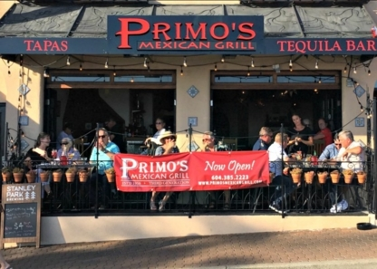 Primos Mexican Grill - Mexican Restaurants - 604-385-2223