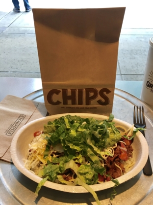 CHIPOTLE - Fast Food Restaurants - 416-703-0030