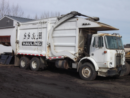 S S & M Hauling Ltd - Industrial Waste Disposal & Reduction Service - 780-826-4394