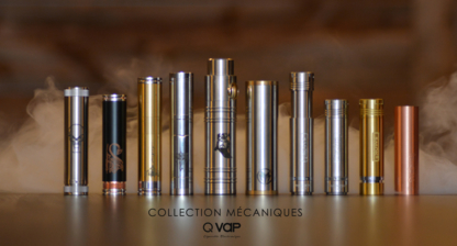 Olibrius Distribution - Vaping Accessories - 450-932-7827