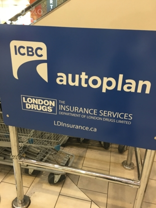 London Drugs - Courtiers et agents d'assurance - 604-464-2538