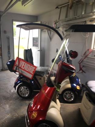 Gaetan Lapointe véhicule électrique - Electric Vehicles