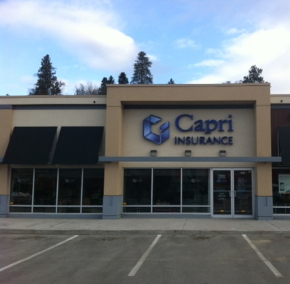 Capri Insurance - Leisure Vehicle Insurance - 250-545-9135